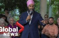 Canada-Election-Singh-talks-climate-change-Indigenous-communities-FULL