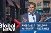 Canada-election-Andrew-Scheer-speaks-in-Quebec-FULL