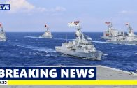 The-US-Japan-Australia-and-Canada-Joined-Exercise-in-the-South-China-Sea-region-for-stability
