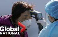 | Coronavirus cases continue to rise in Canada and around the world